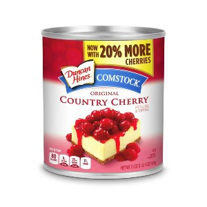 Comstock Fruit Pie Filling
