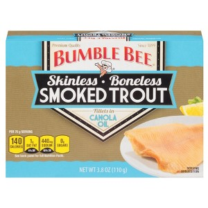 Bumble Bee Smoked Trout
