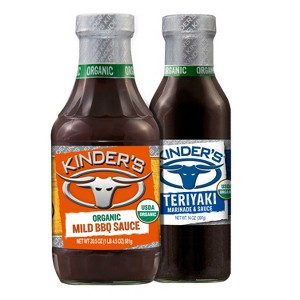 Kinder's BBQ Sauces and Marinades