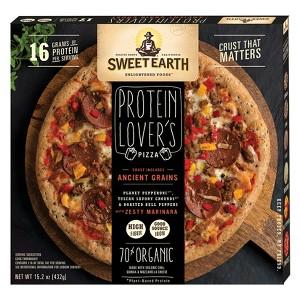 Sweet Earth Frozen Pizza