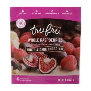 Tru Fru Whole Raspberry and cherry