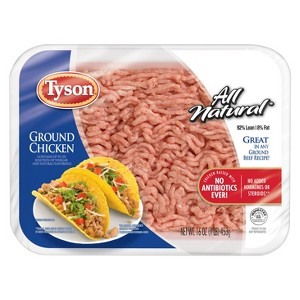 Tyson Fresh Ground Chicken