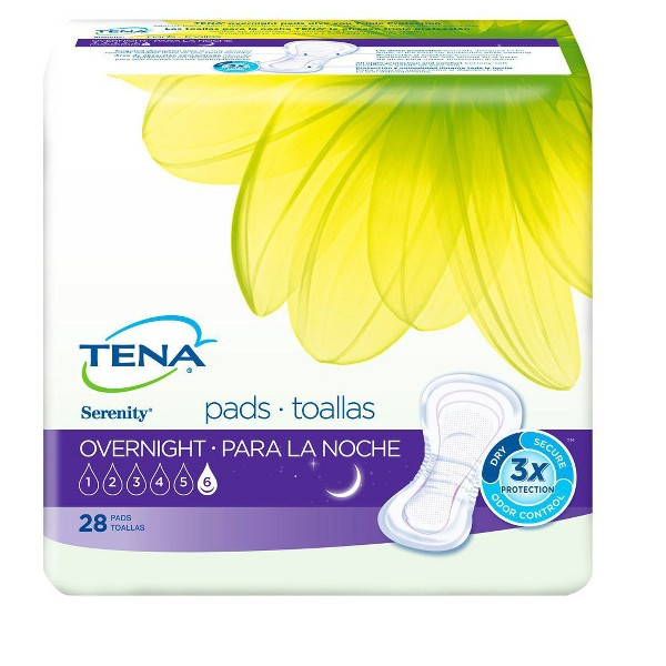 TENA Adult Incontinence Pads product image