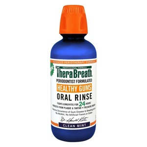 NEW Therabreath Healthy Gums Rinse