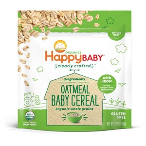 Happy Baby Clearly Crafted Cereal
