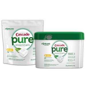NEW Cascade Pure Essentials Pacs