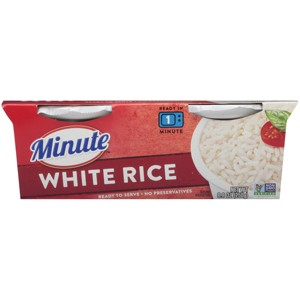 Minute Rice Ready To Serve