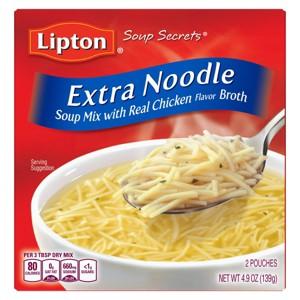 Lipton Soup Secrets