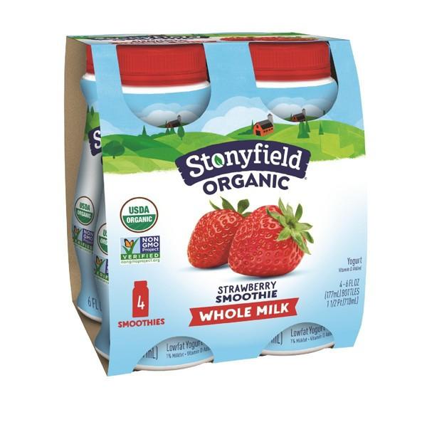 Stonyfield Organic Smoothie product image