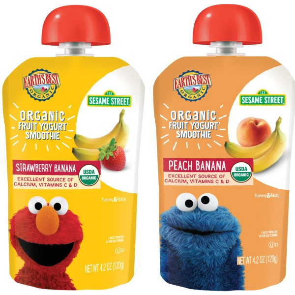 Earth's Best Organic Smoothies product image