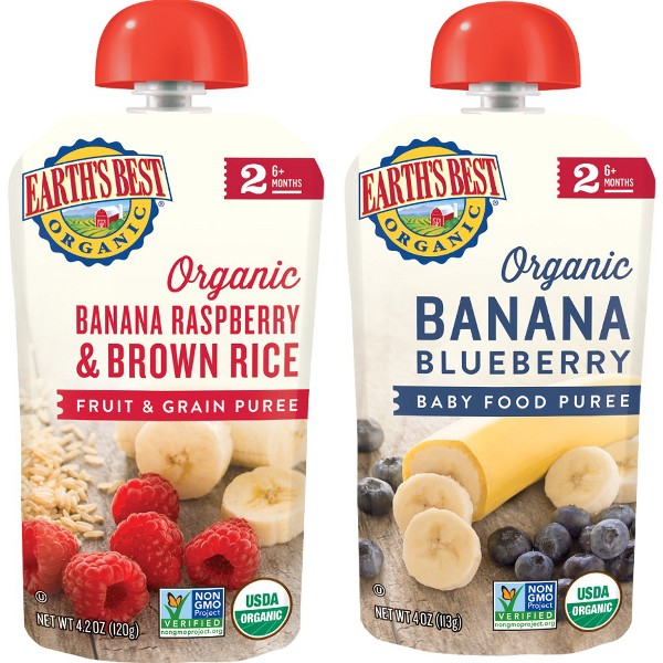Earth's Best Organic Baby Food product image