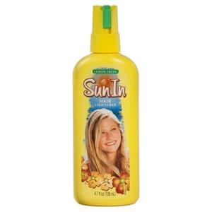 Sun In Hair Lightener