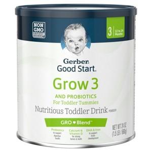 Gerber Good Start Grow Non-GMO