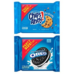OREO & Chips Ahoy! Party Size