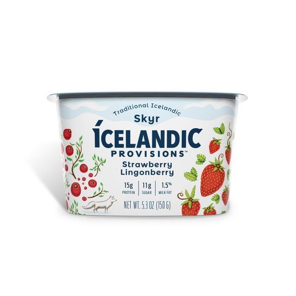 Icelandic Provisions Skyr Yogurt product image