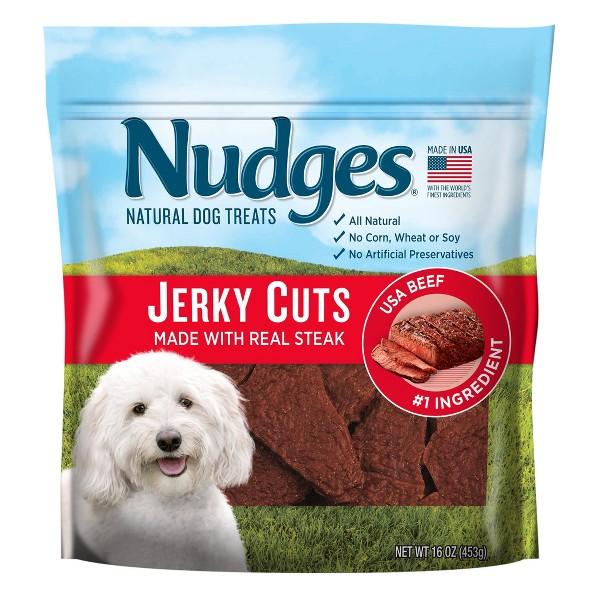 Nudges Natural Dog Treats product image