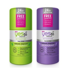 NEW Yes To Natural Deodorant