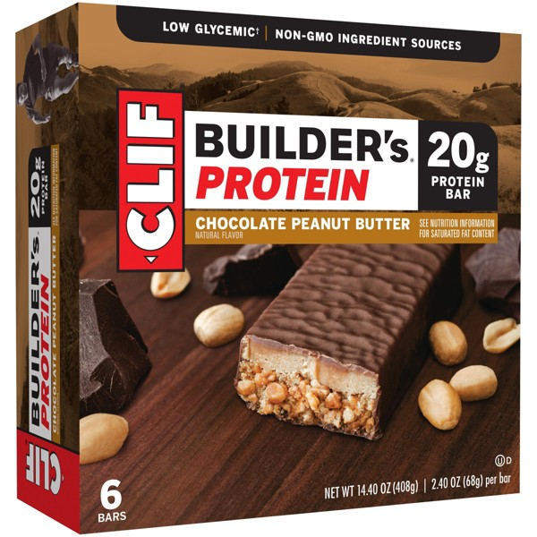 Clif Builder's Protein Bars product image