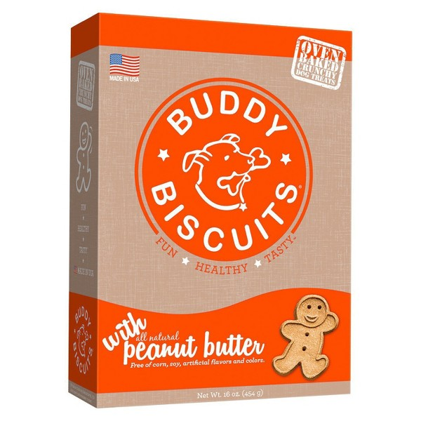 Buddy Biscuits Premium Dog Treats product image