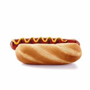 Target Cafe Hot Dog