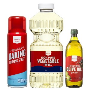 Market Pantry Cooking Oils & Spray