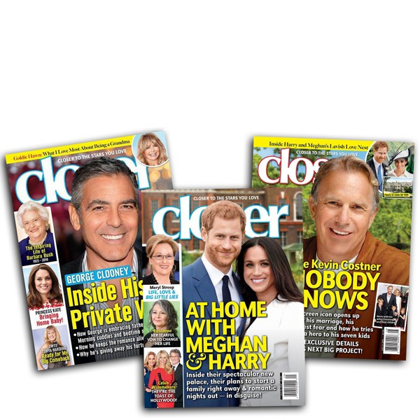Closer Weekly Magazine product image