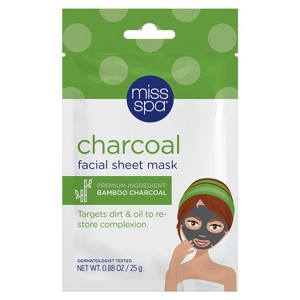 Miss Spa Charcoal Clarifying Mask