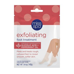 Miss Spa Exfoliating Foot Mask
