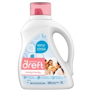 Dreft Family Friendly Detergent