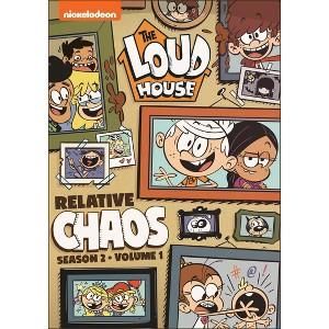 Loud House Relative Chaos S2, V1