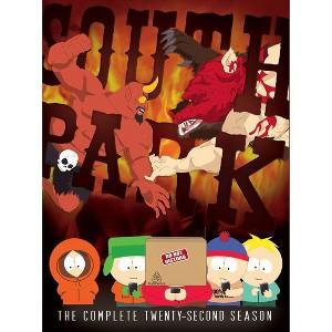 South Park Twenty-Second Season
