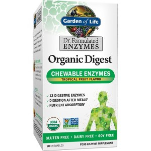 Garden of Life Chewable Enzymes
