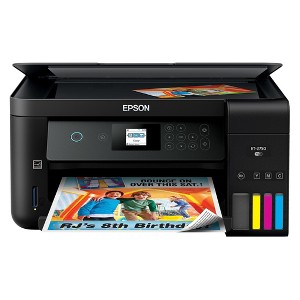 EcoTank ET-2750 Supertank Printer
