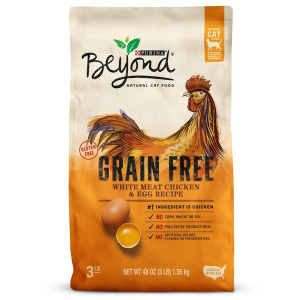 Purina Beyond Dry Cat Food product image