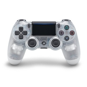 PS4  Dual Shock Controller Crystal