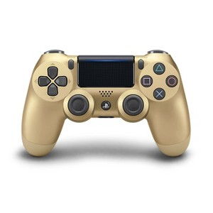 PS4 Dual Shock Controller Gold