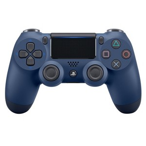 PS4  Controller Midnight Blue