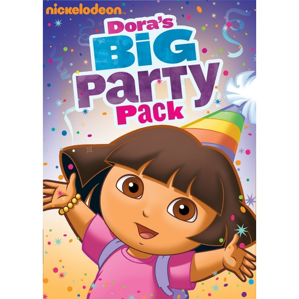Dora The Explorer Big Party Pack product image
