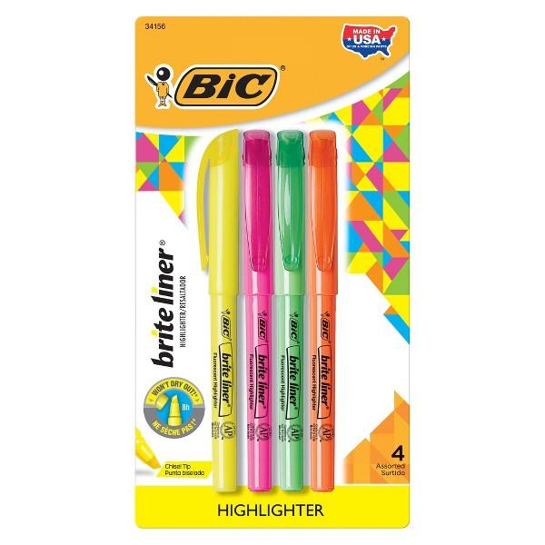 BIC Brite Liner Highlighter product image