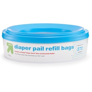 up & up Diaper Pail Refill Bag