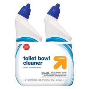up & up Toilet Bowl Cleaner