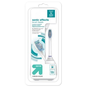up & up Power Toothbrush Refills