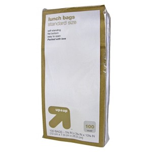 up & up Paper Lunch Bags