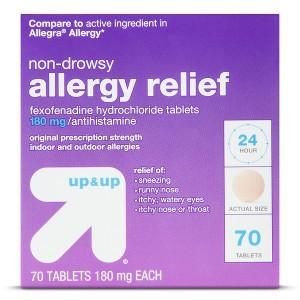 up & up Allergy Medication