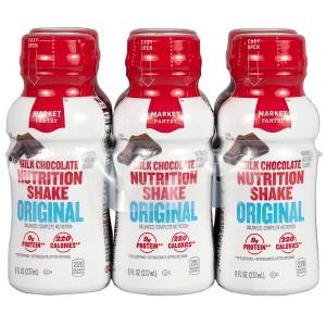 Market Pantry Nutrition Shake
