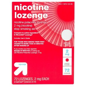 up & up Nicotine Lozenges