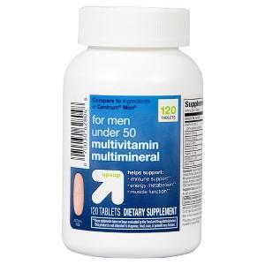 up & up Men's Multi-Vitamins