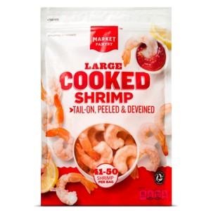 Market Pantry Frozen Shrimp