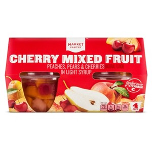 Market Pantry Fruit Snacks & Cups
