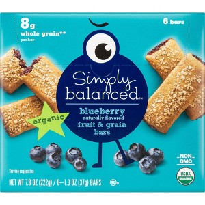 Simply Balanced Breakfast Bars